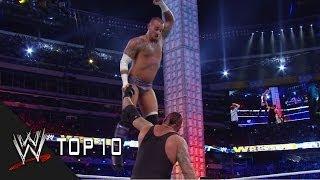 getlinkyoutube.com-Greatest Stolen Finishers - WWE Top 10