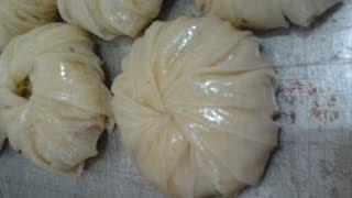 """getlinkyoutube.com-بسطيلة بالحوت، طريقة جديدة  و سهلة  Moroccan """"BESTILA"""" Pastilla"""