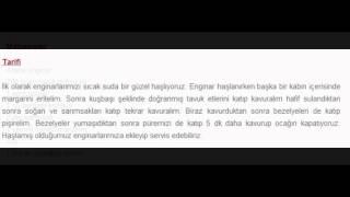 getlinkyoutube.com-Tavuklu Enginar Tarifi