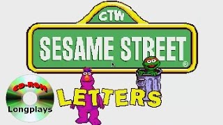 getlinkyoutube.com-Sesame Street Letters (CD-ROM Longplay #22)