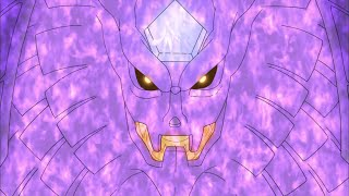 getlinkyoutube.com-Naruto Shippuden Episode 384 ナルト 疾風伝 Review - Kurama and Susanoo Armor Annihilation
