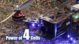 getlinkyoutube.com-Storm Racing Drone - 4 cells 14.8V Upgrades - HeliPal.com