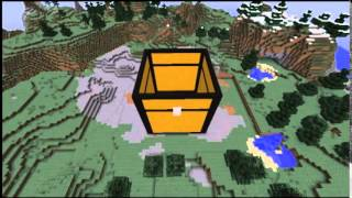 getlinkyoutube.com-Let's Build: A chest - Minecraft With TnT Explosion (TimeLapse)