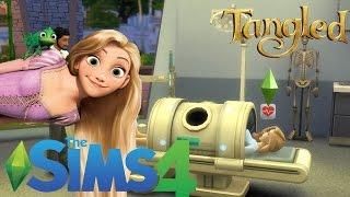 getlinkyoutube.com-The Sims 4 Tangled #10 ไปคลอดที่โรงพยาบาล!