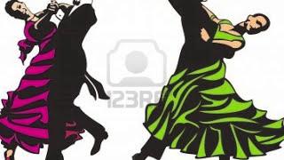 getlinkyoutube.com-Ballroom Chacha Medley