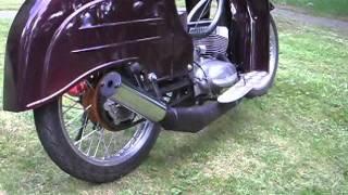 getlinkyoutube.com-Simson Schwalbe KR/ES 150 Video