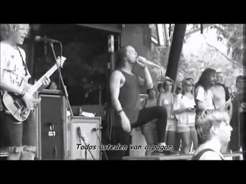 Apoligician En Español de The Word Alive Letra y Video