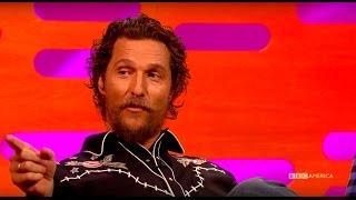 getlinkyoutube.com-Matthew McConaughey's Real Life Pissing Contest - The Graham Norton Show