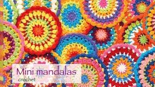 getlinkyoutube.com-Mandala tejida a crochet paso a paso!