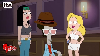 getlinkyoutube.com-American Dad: Hailey's Dance Off [CLIP] | TBS