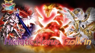 Yu-Gi-Oh! Arc-V Tag Force Special - Hieratic Horus Tzolkin