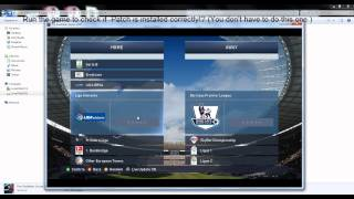 getlinkyoutube.com-How to install PESGalaxy Patch 1.51 and add Stadions by Estarlen Silva V2
