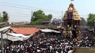 Samayapuram Ther Thiruvila April 2013