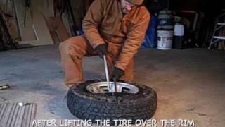 getlinkyoutube.com-Emergency Tire repair: Tire removal