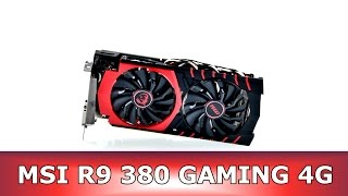 getlinkyoutube.com-Обзор видеоускорителя MSI Radeon R9 380 Gaming 4G