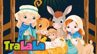 getlinkyoutube.com-Astăzi s-a născut Hristos - Cântece de iarnă pentru copii | TraLaLa