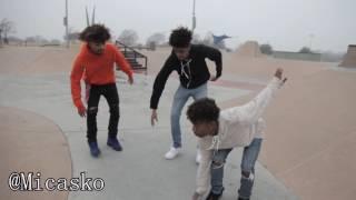 getlinkyoutube.com-Ugly God - Lil Bitch (Dance Video) Shot by @Jmoney1041