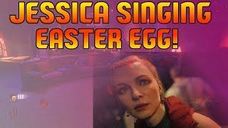 getlinkyoutube.com-BO3 Zombies - Jessica Singing Easter Egg! (Shadows of Evil)