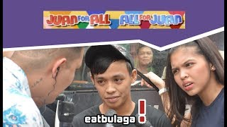 Juan For All, All For Juan Sugod Bahay | January 11, 2018