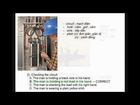 toeic listening exercise 3