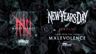 New Years Day - Scream (Official Audio) width=
