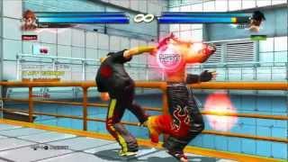 Tekken Tag Tournament 2 - Neta 02 - The Super Bound