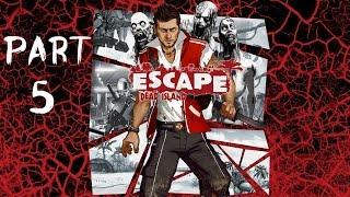 getlinkyoutube.com-Escape Dead Island Gameplay Walkthrough Part 5 | Head to Staff Village (Xbox 360, PS3)