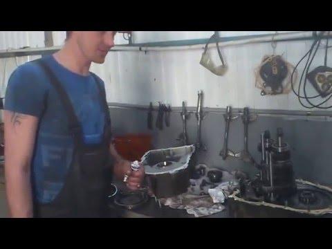 ВАЗ 2114 Ремонт МКПП