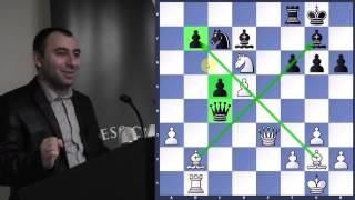 getlinkyoutube.com-Akobian vs. Ehlvest | Dutch Defense & Positional Chess - GM Varuzhan Akobian - 2013.03.27