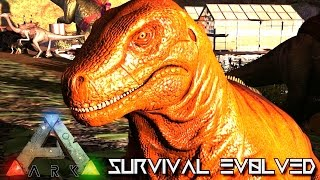 getlinkyoutube.com-ARK SURVIVAL EVOLVED - NEW DINO PACHYRHINOSAURUS & MOSCHOPS TAMING !!! (GAMEPLAY NEW UPDATE v252)