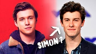 Por esta Razon Shawn Mendes No Protagonizó Love Simon (Yo Soy Simón)!