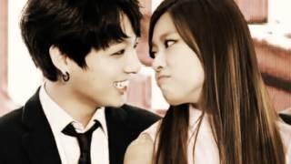 getlinkyoutube.com-BTS JUNGKOOK and AOA SEOLHYUN COUPLE PHOTOS