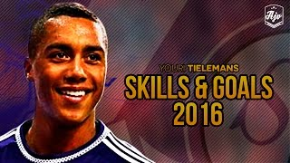 getlinkyoutube.com-Youri Tielemans 2016 |Amazing Skill Show| HD | 1080p