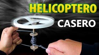 getlinkyoutube.com-Como Hacer un Helicóptero Casero que Vuela Muy Alto