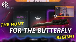 getlinkyoutube.com-THE HUNT FOR THE NEW KNIFE! /BO3 Supply Drop Opening /#3! | #ObeyCCRC