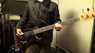 getlinkyoutube.com-Rotation / OVER ARM THROW (BASS)