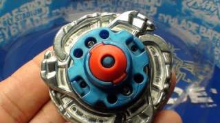 getlinkyoutube.com-Beyblade BB-105 Big Bang Pegasis FD How to mode change.