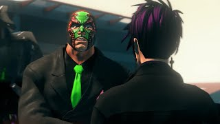 getlinkyoutube.com-Saints Row the Third Ending: Killbane dies, Shaundi dies