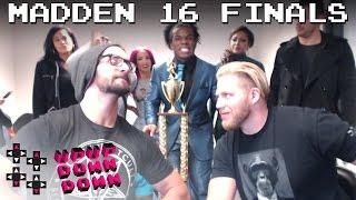 getlinkyoutube.com-Seth Rollins vs. Jack Swagger Madden Tournament FINALS (Madden 16 Tournament) — Gamer Gauntlet