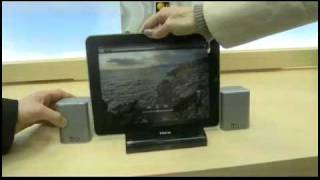 CES 2011 - iHome iPad and iPhone accessories with a difference