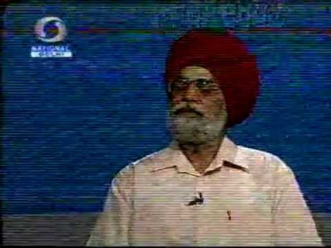 Y-127-Dr Jagmail bathuan talk about baramah,with Dr jagbir singh,part=1,Doordarshan Delhi Tv,Prog