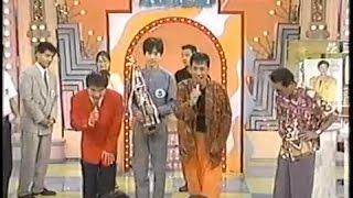 笑っていいとも 1993年 昔ヤンキーに見えないコンテスト 山根健一出演