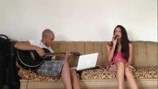 Joy Luisy singing