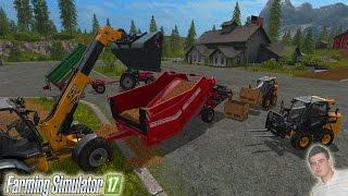 Farming Simulator 17 - Jesien 2016 - [#6] - Metr Kwadratowy Ziemniaków