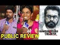 Chennaiyil Oru Naal - 2 Movie Public Review | Public Opinion | R. Sarathkumar | Napoleon | Suhasini
