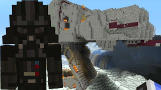 getlinkyoutube.com-Minecraft Xbox - Survival Madness Adventures - Star Wars Battle For Hoth [402]