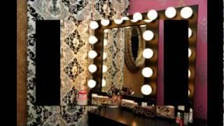 getlinkyoutube.com-Vanitygirl Hollywood Broadway Mirror :)