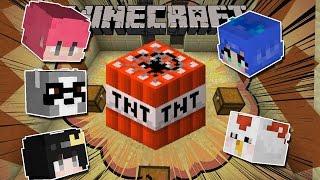 getlinkyoutube.com-tnt 터트린사람 누구야?!? [한국인은 못깨는 게임 ] Minecraft 찬이