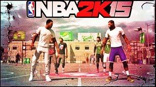 getlinkyoutube.com-That Stepback Tho!! - Jumpshot is CASH! -  NBA 2k15 MyPark