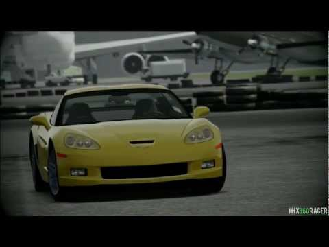 Top Gear Power Lap - Chevrolet Corvette C6 Z06